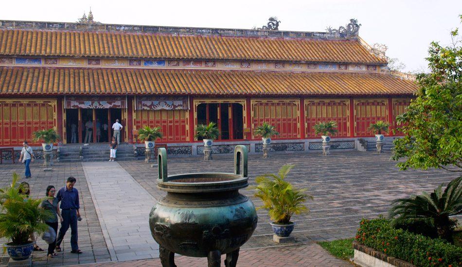 centrale vietnam