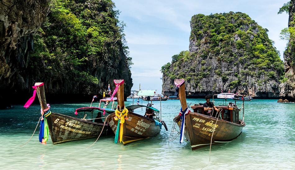 Flybilletter til Thailand i vinterferien - et overblik - fra kr. 3.549,-