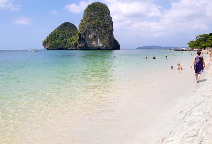 Billige flybilletter til Thailand i slut februar og marts - fra kr. 2.747,-