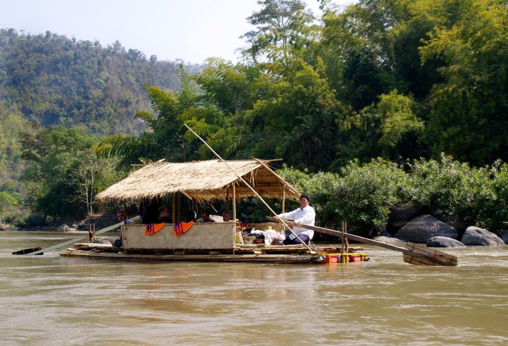 Nordthailands mange floder er perfekte til slowtravel